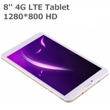 "8"" Screen Android 6.0 MTK8735 Quad Core Smartphone Tablet PC 1GB 16GB FDD LTE SIM card slot China 8 Inch 4G Android Tablet"