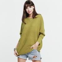 2016 new design Woolen sweater designs for ladies fabric knitted women cotton waffle-knit hoodie sweater