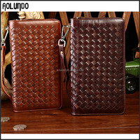 wallet leather genuine leather clutch bag