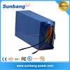 rechargeable lifepo4 battery pack 24v 50ah for E- bike and motorcycle