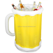 factory Inflatable pvc party drink beer cooler