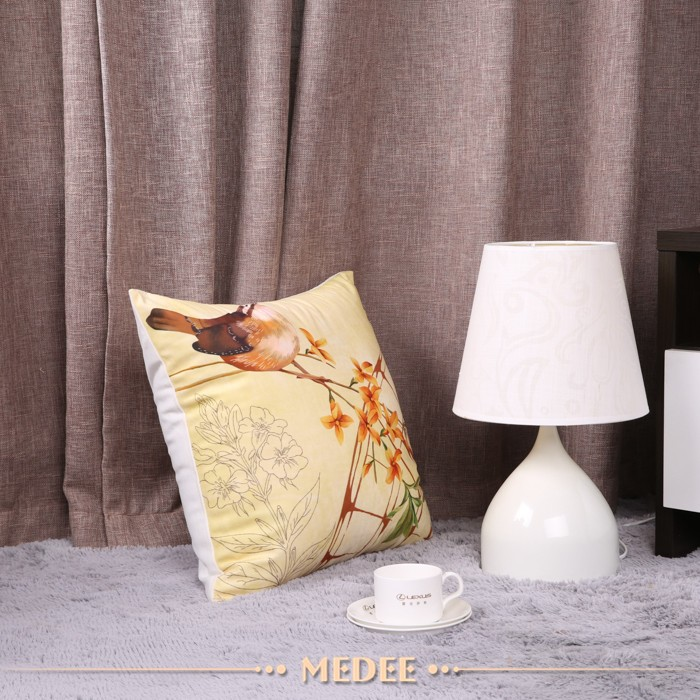 Economical Custom Design Linen Cushion Cover