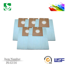 JS-G116 paper dust bag for Bissell DigiPro
