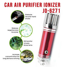 Pure Ionic Auto Car Air Purifier JO-6271