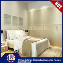 Simple design bedroom wardrobe design 3 door wardrobe wall to wall sliding wardrobe doors