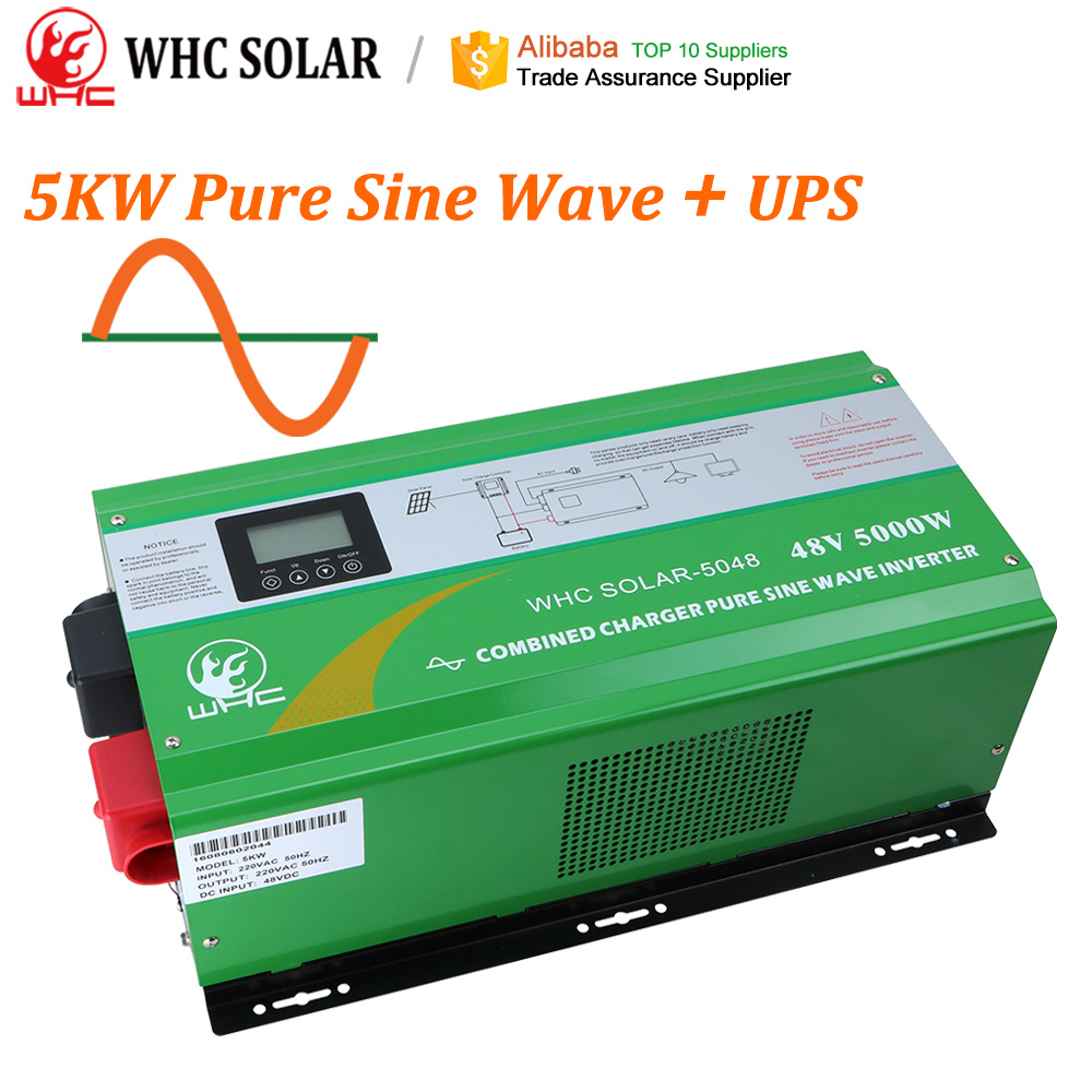 Low Current Safer 48v 220v 5000w Solar Inverter With Circuit Diagram Ambulance Wiring Buy Product On