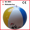 Advertising 16inch Inflatable Beach Ball With