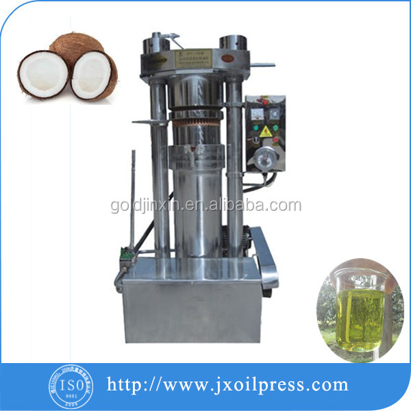 High Quality cold press machine for coconut oil