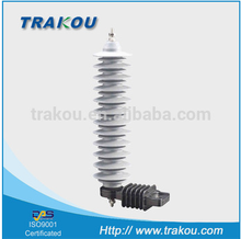 Zhejiang Meto electrical 15KV high voltage valve type lightning arrester in substation