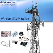 RF Coaxial Cable Accessories For Wireless Cell Sites