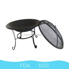 bowl-shape fashion winter wood burning fire stove heating stove steel furnace fire pit