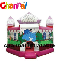 2015 cartoon used commercial inflatable bouncy castle