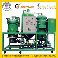 Transformer oil purification/engine oil filter machine/waste oil recycling machine