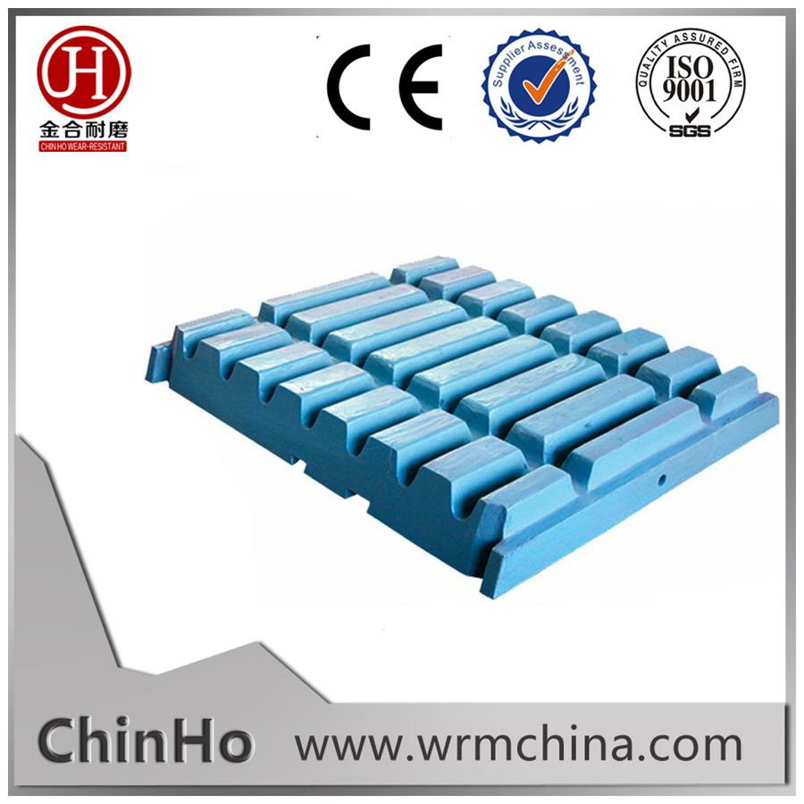 Luoyang CHIN HO Mining Machinery Parts jaw crusher spare parts for Metso,Terex Pegson,Extec,Trio etc