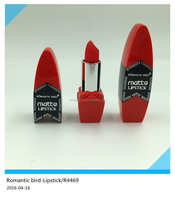 Romantic bird-Magic colorful matte lipstick make your own lips waterproof and long lasting