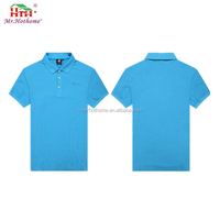 design mens polo shirt 100% cotton for promotion