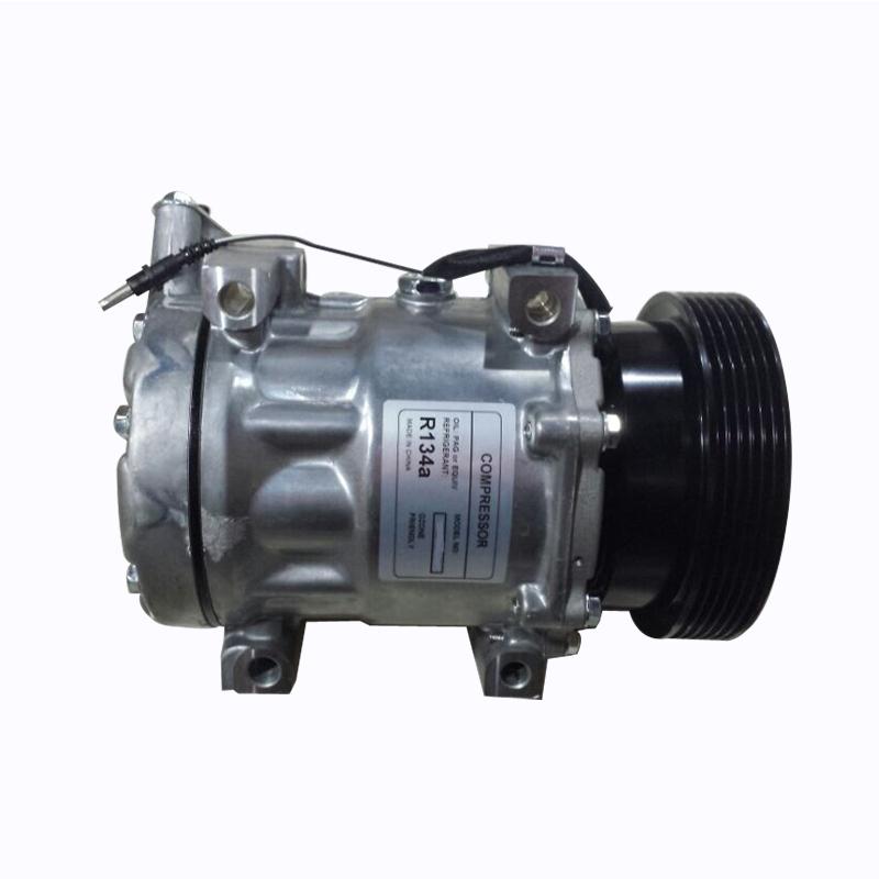 Automotive Air Conditioning Parts Suppliers: ACTECmax Auto Compressor With OE#8200117767/8200603434