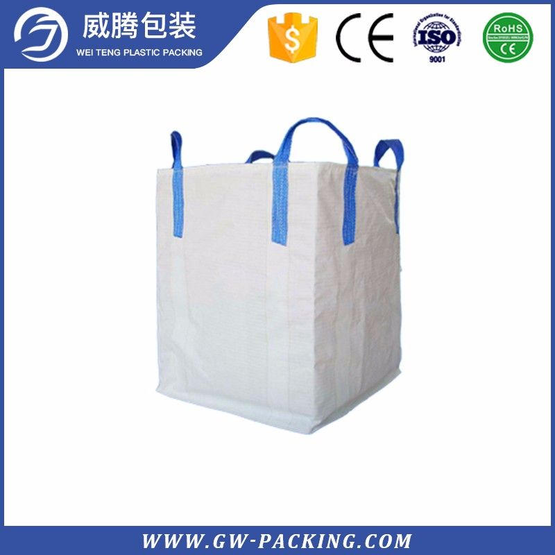 Good reputation empty fertilizer jumbo bags for sale