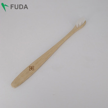 Eco Friendly own design customized bamboo toothbrush for kids