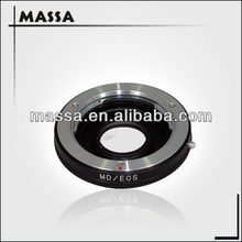 adapter ring for Minolta MD lens on Canon EOS camera