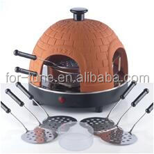 DIY at home /Pizza Dome Oven / Pizza Oven 4/6/8P/Home Kitchen Appliance Electric Appliance TV Promotion