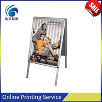 Offset Printing Custom Cardboard A3 Poster