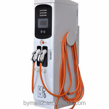 EV charger station Sepatated DC fast charger