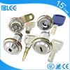 Made in China Best price furniture mailbox zinc alloy cabinet key cam lock for arcade game machine