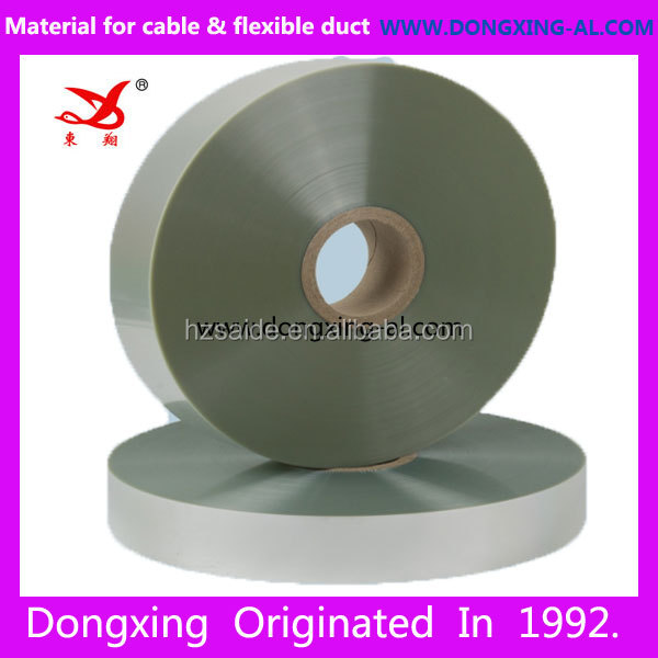25mm heat proof 50 micron polyester film pet tape for cable and capacitor