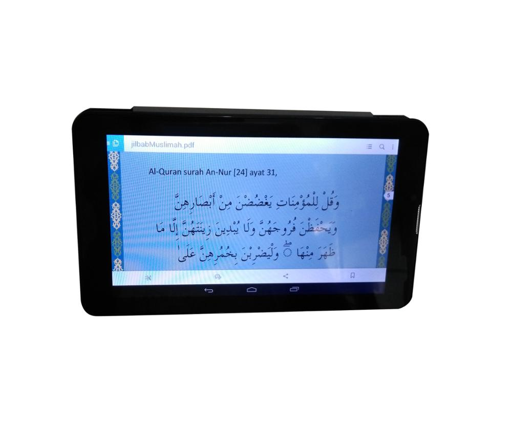 7 Inch Ebook Reader Digital Quran Player