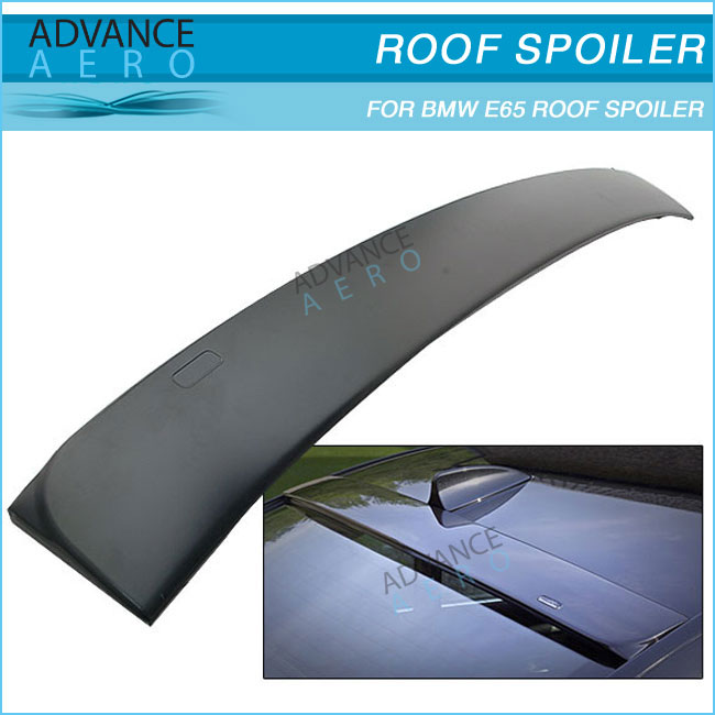 For 02-08 BMW E65 E66 7-Series AC-S ABS REAR ROOF SPOILER WING 745i 750i 760i