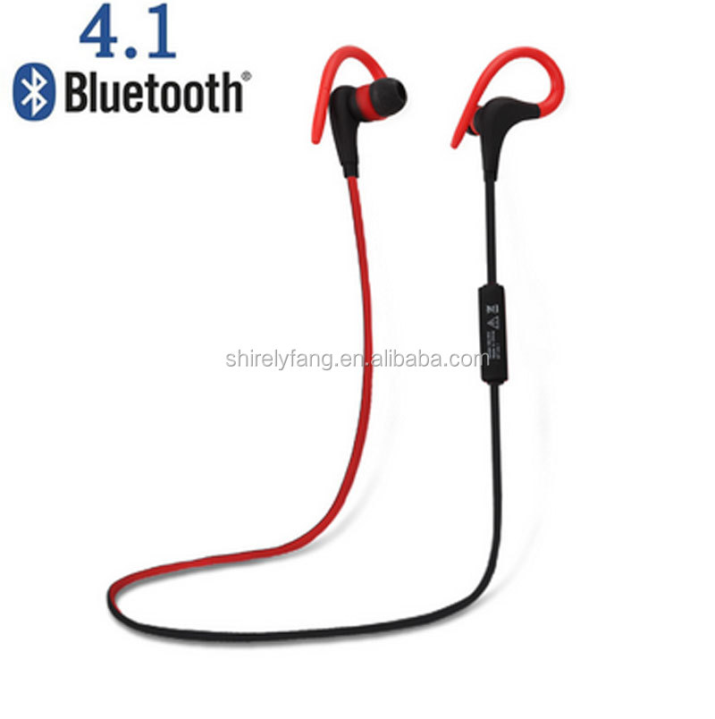Fashion Bluetooth 4.1 Stereo Sports Earphone Running Wireless Earphones With Microphone Earbuds Auriculares GS002