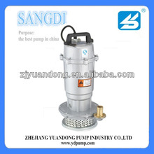 Float switch Single Phase Submersible pump, QDX pump,clean water pump