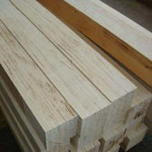 Packing LVL wood for making pallets