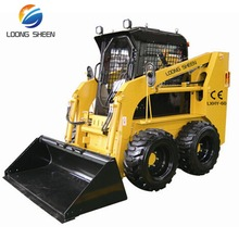 850kg small mini skid steer loader for sale