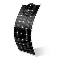 80w 90w 100w 120w 150w 180w 200w 250w 300w sunpower solar cell flexible panel