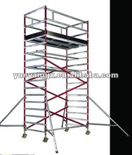 Aluminium Access Scaffolding Tower System