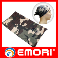 Hot sales custom made multifunctional seamless tube headwear