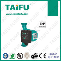 low noise controller circulating heat water pump