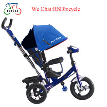 china wholesale smart car 3 in 1 baby tricycle,hebei factory supply kids double seat tricycle,multi 5 in 1 baby twins tricycle