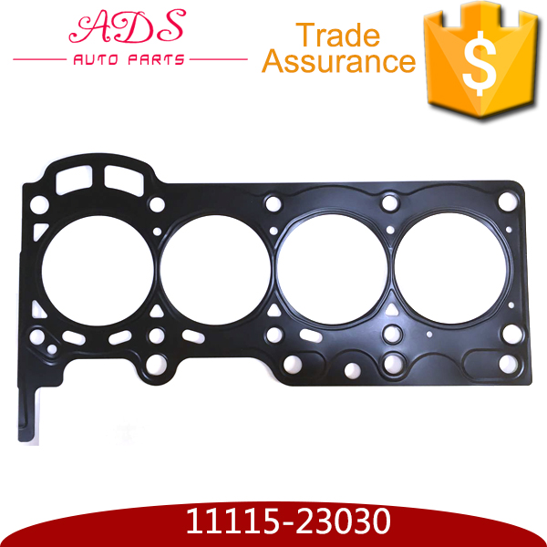 11115-23030 China factory wholesale cylinder head gasket parts for Yaris Vitz