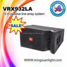 Professional VRX932LA speaker empty cabinet box line array