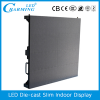 shopping mall P4 led rgb commercial led display