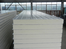 100mm thickness Cold Room PU Sandwich Panels