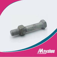 High Hex Bolt And Nuts Plain