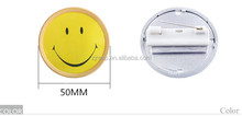 abs material smile name card for hotel and shopping