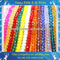 6mm 8mm china faceted crystal glass bead making machine