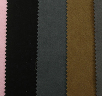 100 polyester knit stretch mirco fabric pu synthetic faux leather suede leather fabric backing made in China