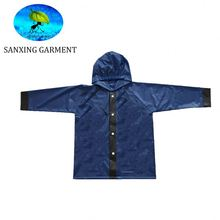 kids wholesale polyester children raincoats