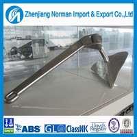 Marine/ship stainless steel plow anchor with good prices